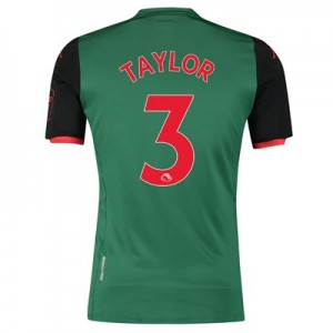 Aston Villa Third Shirt 2019-20 with Taylor 3 printing
