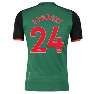 Aston Villa Third Shirt 2019-20 with Guilbert 24 printing