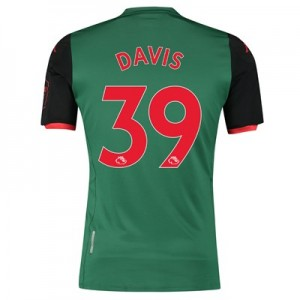 Aston Villa Third Shirt 2019-20 with Davis 39 printing