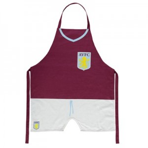 Aston Villa Kit Apron
