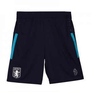 Aston Villa Third Shorts 2018-19 - Kids