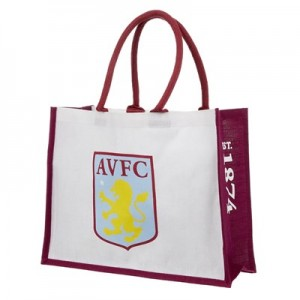 Aston Villa Juco Bag