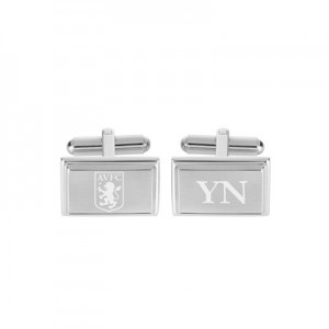 Aston Villa Personalised Crest Cufflinks