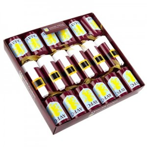 Aston Villa Santa Crackers - 6 Pack