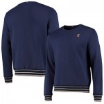 Aston Villa Iconic Crew Neck Sweat - Navy - Mens