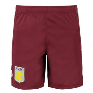 Aston Villa Away Shorts 2019-20 - Kids