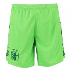 Aston Villa Third Goalkeeper Shorts 2019-20