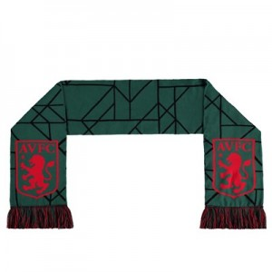 Aston Villa Third Kit 19/20 Scarf - Green - Adult
