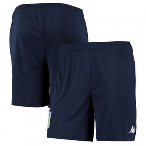 Aston Villa Training Shorts - Navy - Adults