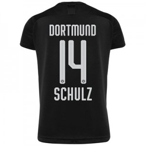 BVB Away Shirt 2019-20 with Schulz 14 printing