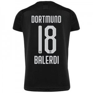 BVB Away Shirt 2019-20 with Balerdi 18 printing