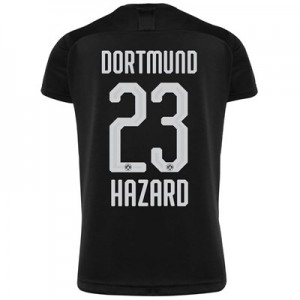 BVB Away Shirt 2019-20 with Hazard 23 printing