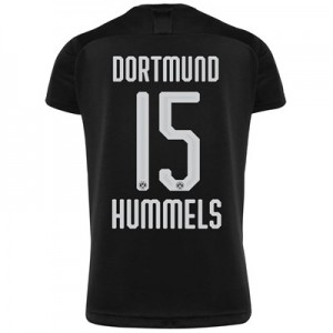 BVB Away Shirt 2019-20 - Kids with Hummels 15 printing