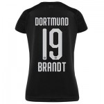 BVB Away Shirt 2019-20 - Womens with Brandt 19 printing