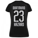 BVB Away Shirt 2019-20 - Womens with Hazard 23 printing