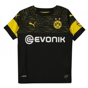 BVB Away Shirt 2018-19 - Kids