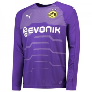 BVB Third Goalkeeper Shirt 2018-19