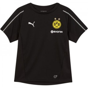BVB Training Jersey - Black - Kids