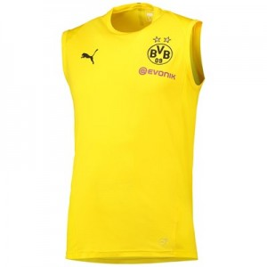 BVB Training Jersey - Yellow - Sleeveless