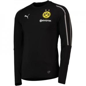 BVB Training Sweatshirt - Black
