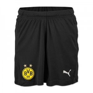 BVB Training Short - Black - Kids