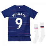 Chelsea Home Stadium Kit 2018-19 - Infants with Higuain 9 printing