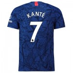 Chelsea Home Vapor Match Shirt 2019-20 with Kanté 7 printing