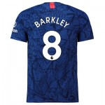 Chelsea Home Vapor Match Shirt 2019-20 with Barkley 8 printing