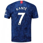 Chelsea Home Stadium Shirt 2019-20 with Kanté 7 printing