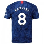 Chelsea Home Stadium Shirt 2019-20 with Barkley 8 printing