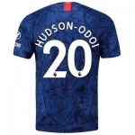 Chelsea Home Stadium Shirt 2019-20 with Hudson-Odoi 20 printing