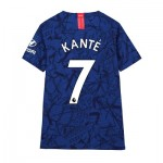 Chelsea Home Vapor Match Shirt 2019-20 - Kids with Kanté 7 printing