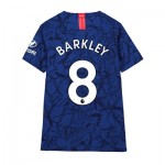 Chelsea Home Vapor Match Shirt 2019-20 - Kids with Barkley 8 printing