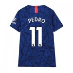 Chelsea Home Vapor Match Shirt 2019-20 - Kids with Pedro 11 printing