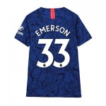 Chelsea Home Vapor Match Shirt 2019-20 - Kids with Emerson 33 printing