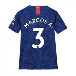Chelsea Home Stadium Shirt 2019-20 - Kids with Marcos A. 3 printing