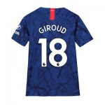 Chelsea Home Stadium Shirt 2019-20 - Kids with Giroud 18 printing