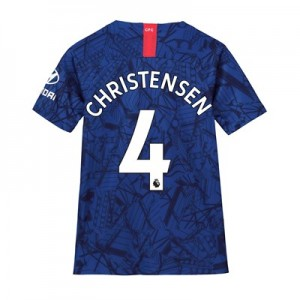 Chelsea Home Stadium Shirt 2019-20 - Kids with Christensen 4 printing