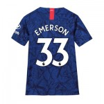 Chelsea Home Stadium Shirt 2019-20 - Kids with Emerson 33 printing