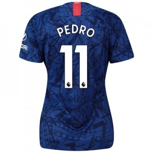 Chelsea Home Stadium Shirt 2019-20 - Womens with Pedro 11 printing