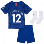 Chelsea Home Stadium Kit 2019-20 - Infants with Loftus-Cheek 12 printing