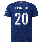 Chelsea Home Cup Vapor Match Shirt 2019-20 with Hudson-Odoi 20 printing