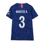 Chelsea Home Cup Vapor Match Shirt 2019-20 - Kids with Marcos A. 3 printing
