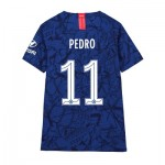 Chelsea Home Cup Vapor Match Shirt 2019-20 - Kids with Pedro 11 printing