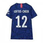 Chelsea Home Cup Vapor Match Shirt 2019-20 - Kids with Loftus-Cheek 12 printing