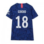 Chelsea Home Cup Vapor Match Shirt 2019-20 - Kids with Giroud 18 printing