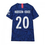 Chelsea Home Cup Vapor Match Shirt 2019-20 - Kids with Hudson-Odoi 20 printing