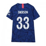 Chelsea Home Cup Vapor Match Shirt 2019-20 - Kids with Emerson 33 printing