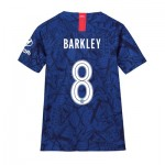 Chelsea Home Cup Stadium Shirt 2019-20 - Kids with Barkley 8 printing