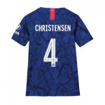 Chelsea Home Cup Stadium Shirt 2019-20 - Kids with Christensen 4 printing